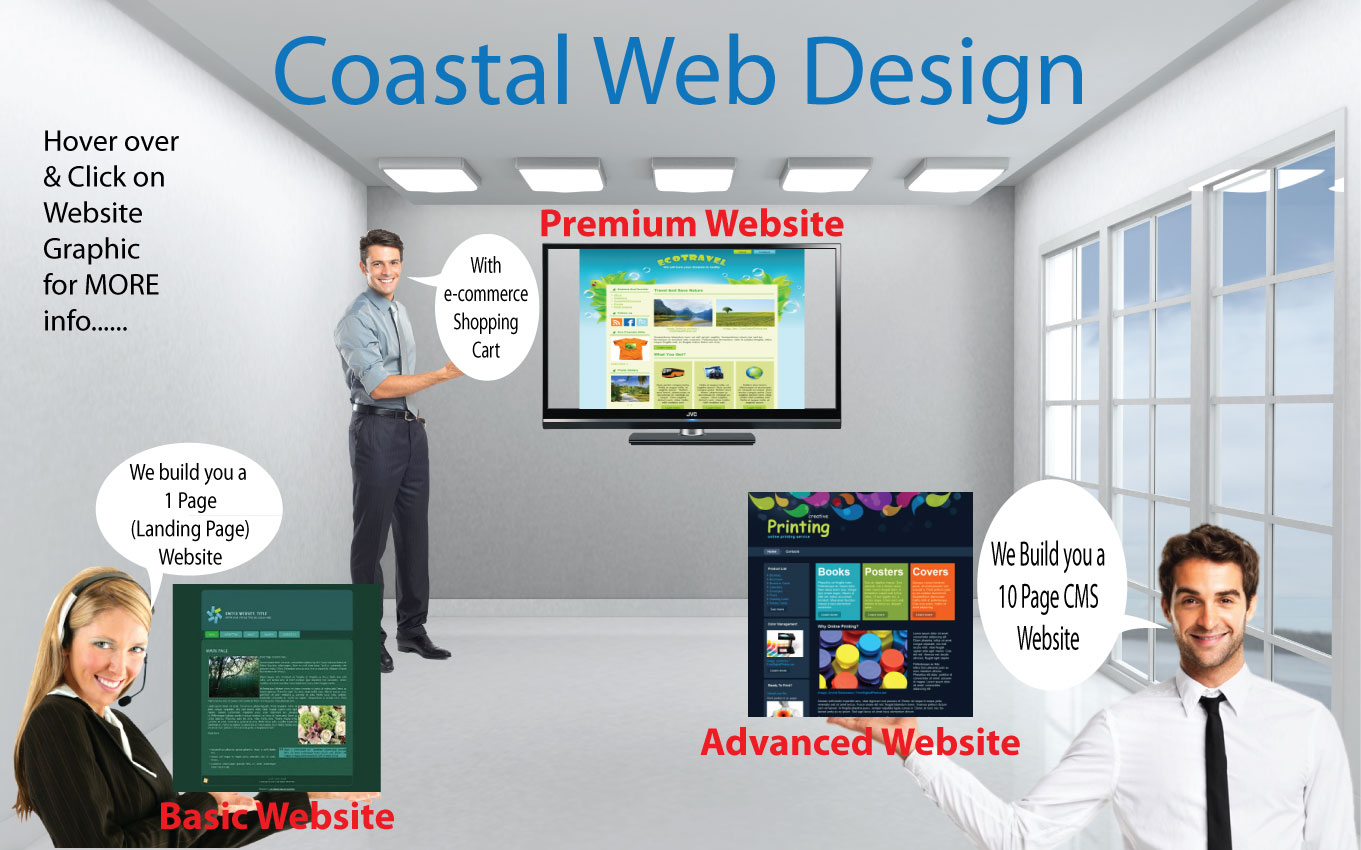 Sunshine Coast Website Design